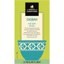 LA ROUTE DES COMPTOIRS CASBAH  THE VERT MENTHE 100X01