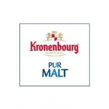 PURE MALT KRONENBOURG 0,9degre - FUT 20L