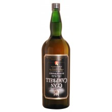 CLAN CAMPBELL GALLON WHISKY 40degre 4.5L X01