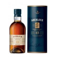 Aberlour 15 Ans Single Malt 43 ° X0