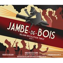 JAMBE DE BOIS 8° - FUT 20L