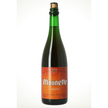 MOINETTE AMBREE 8,5degre VC 75CL X12