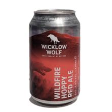 WILDFIRE RED 4.6° BOITE 33CL X24
