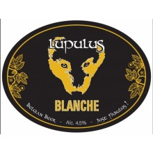LUPULUS BLANCHE 4.5degre - FUT 20L
