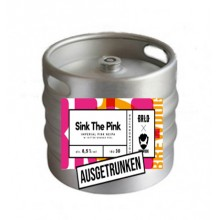 BRLO SINK THE PINK 8.5degre - KEYKEG FUT 30L