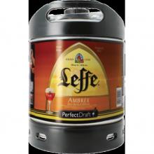 LEFFE AMBREE6,6° - PERFECT DRAFT FUT 6L