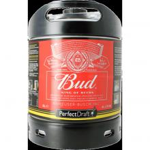 BUDWEISER 4.5° - PERFECT DRAFT FUT 6L