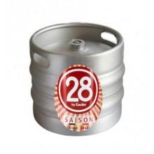 CAULIER 28 SAISON 5degre - KEYKEG FUT 30L