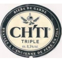 CH TI TRIPLE 8.3° - FUT 20L