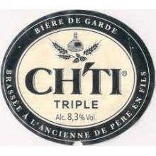CH TI TRIPLE 8.3degre - FUT 20L