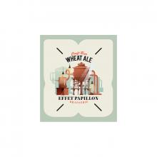 EFFET PAPILLON WHEAT ALE 5.1° - FUT 30L