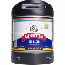 GINETTE LAGER 4.5° - FUT 6L