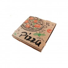 Boîte à Pizza imprimée 33cm x100