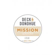DECK & DONOHUE MISSION 4.8degre -  FUT 30L