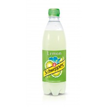 SCHWEPPES LEMON PET 50CL X24